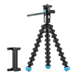 Joby GripTight Smartphone/Tablet Black,Blue tripod
