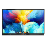 "Promethean ActivPanel Cobalt Interactive flat panel 165.1 cm (65"") LCD 4K Ultra HD Black Touchscreen Built-in processor Android 8.0"