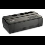 APC BV650I-GR Unterbrechungsfreie Stromversorgung UPS Line-Interaktiv 650 VA 375 W 4 AC-Ausgänge