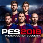 Konami PRO EVOLUTION SOCCER 2018 - FC Barcelona Edition PC Multilingual video game