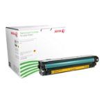 Xerox 006R03216 compatible Toner yellow, 16K pages, Pack qty 1 (replaces HP 651A)