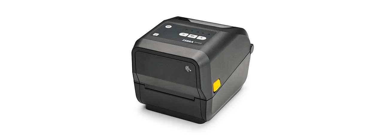Zebra ZD420 impresora de etiquetas Transferencia térmica 203 x 203 DPI Inalámbrico y alámbrico
