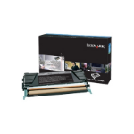 Lexmark 24B6186 Toner black, 16K pages