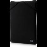 "HP 7ZE82AA notebook case 33.8 cm (13.3"") Sleeve case Black"