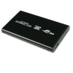 "CoreParts K2501A-U3S storage drive enclosure Black 2.5"" USB powered"