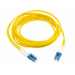AMP 6536501-5 5m LC/PC LC/PC Yellow fiber optic cable