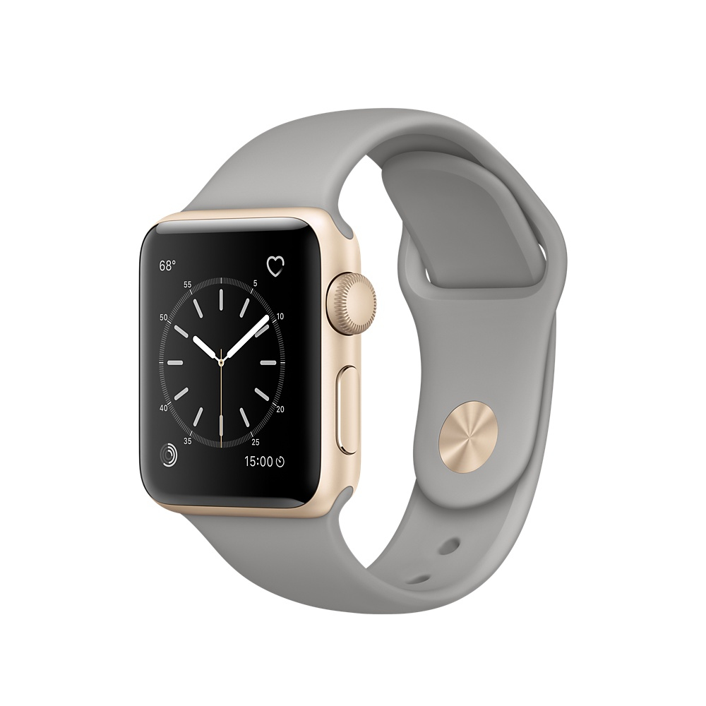 Apple Watch Series 2 OLED 28.2g Gold smartwatch