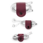 TWELVE SOUTH CableSnap (3Pk) MacBook USB-C charging cords Marsala