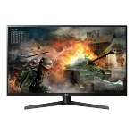 "LG 32GK850F-B computer monitor 80 cm (31.5"") Wide Quad HD LED Flat Matt Black"