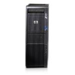 HP Z600 arbetsstation i basmodell Mini-Tower Black