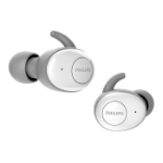 Philips SHB2515WT Headset In-ear Bluetooth Grey, White