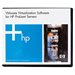 HP VMware vSphere Standard Kit 6 Processors 5yr E-LTU