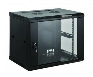 Intellinet 711715 Freestanding rack 60kg Black rack