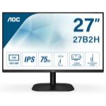 "AOC Basic-line 27B2H computer monitor 68.6 cm (27"") 1920 x 1080 pixels Full HD LED Black"