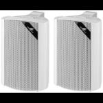Monacor MKS-34/WS 30W White loudspeaker