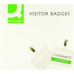Q-CONNECT KF01560 25pc(s) identity badge/badge holder