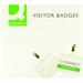 Q-CONNECT KF01560 25pc(s) identity badge/badge holder