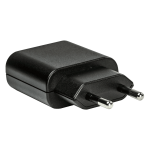 Socket Mobile AC4107-1720 Indoor Black power adapter/inverter