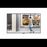 "LG 55XS2E-B signage display 139.7 cm (55"") LCD Full HD Digital signage flat panel Black"