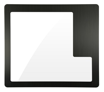 Lian Li W-V1010B computer case part Side panel