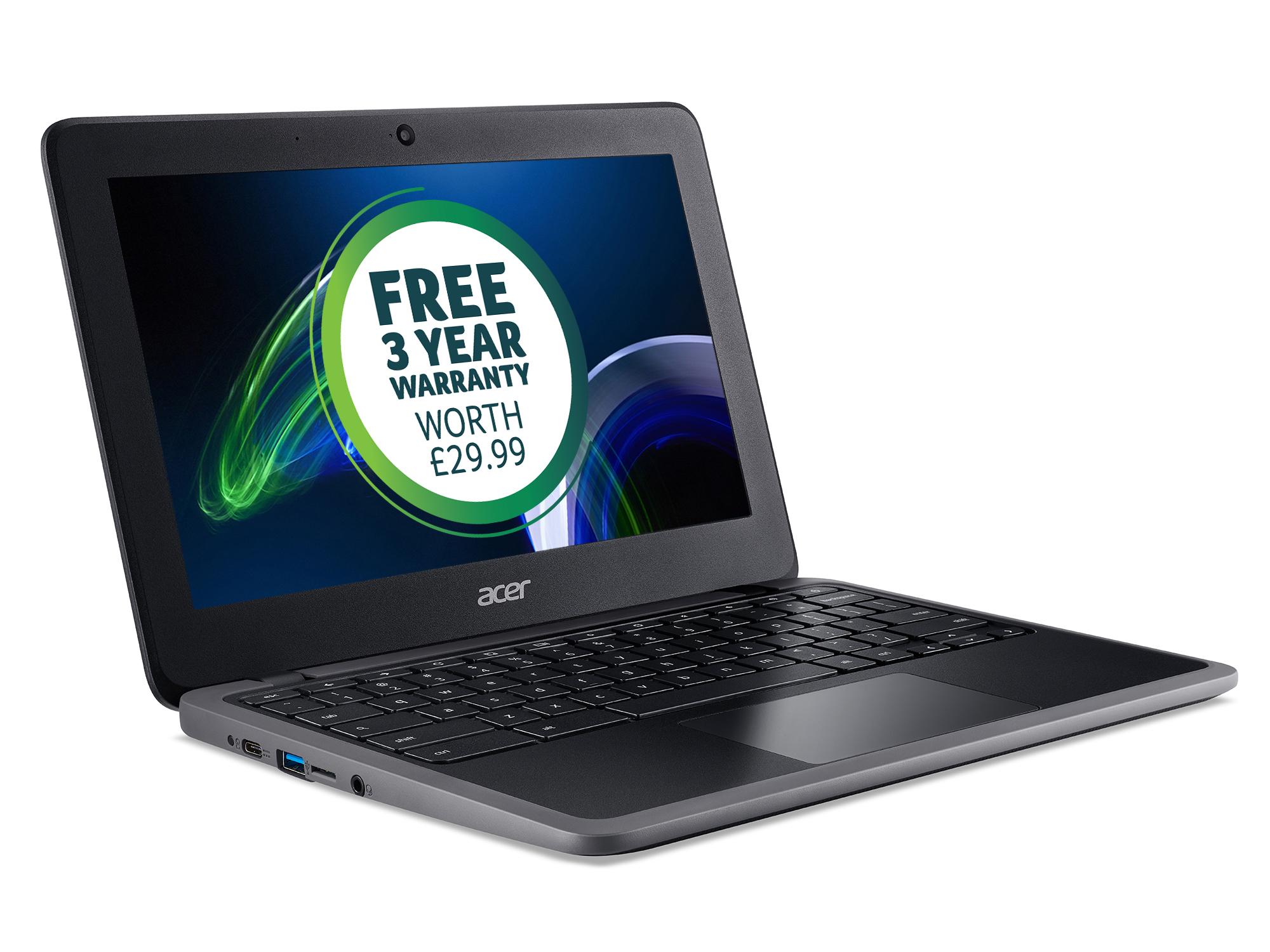 Acer Chromebook C733T-C4UK 29.5 cm (11.6