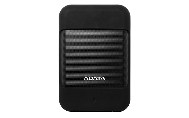 Durable Hd700 - Hard Drive - Encrypted - 2 TB - External - 2.5in - USB 3.0 - 256-bit - Black