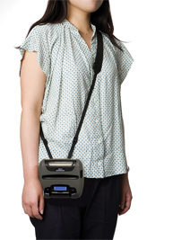 Star Micronics 39599020 strap Mobile printer Black