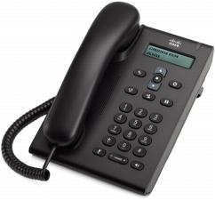 Cisco 3905 IP phone Chocolate Wired handset 1 lines