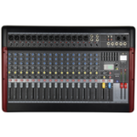 Citronic 170.885UK audio mixer 20 - 30000 Hz Black