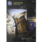 HP Advanced Glossy Photo Paper-20 sht/A3/297 x 420 mm