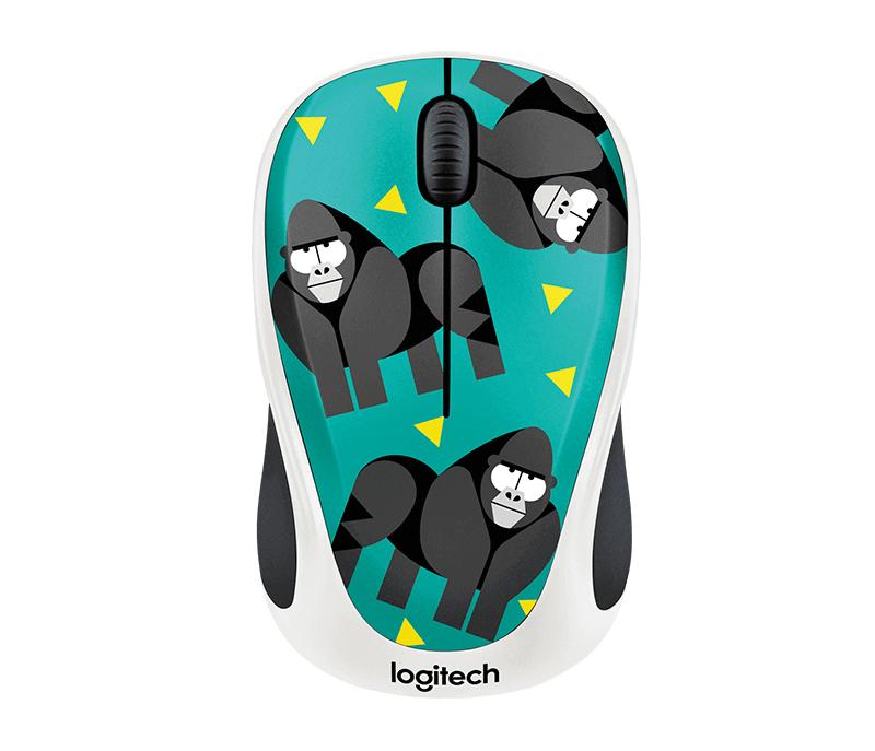 Logitech M238 RF Wireless Optical 1000DPI Multicolour Right-hand