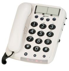 Geemarc Telecom DALLAS 10 White