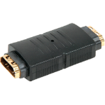 Cablenet HDMIS402 cable interface/gender adapter HDMI Black