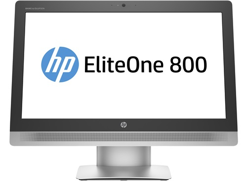 "HP EliteOne 800 G2 3.2GHz i5-6500 23"" 1920 x 1080pixels Touchscreen Black,Grey All-in-One PC"