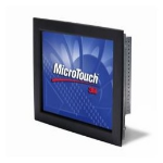 3M MicroTouch Display C1500SS Enclosure Monitor