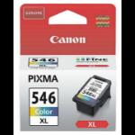 Canon 8288B001 (CL-546 XL) Printhead cartridge color, 300 pages, 13ml