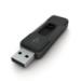 V7 Unidad flash USB 2.0 de 2GB con conector USB retráctil