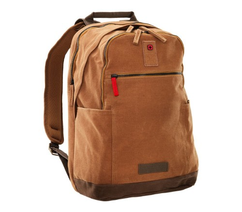 Wenger/SwissGear Arundel 16'' backpack Cotton Brown