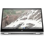 "HP Chromebook x360 14 G1 Silver 35.6 cm (14"") 1920 x 1080 pixels Touchscreen Intel® Pentium® 4415U 8 GB DDR4-SDRAM 32 GB Flash Chrome OS"