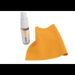 Tactus VitriSheen Equipment cleansing dry cloths & liquid 15ml