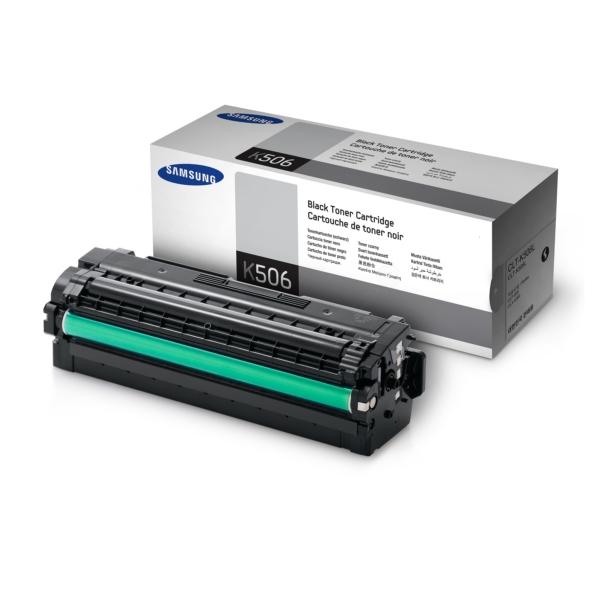 Samsung CLT-K506S/ELS (K506) Toner black, 2K pages