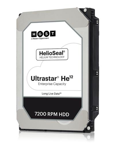 Western Digital Ultrastar He12 3.5 Zoll 12000 GB SAS