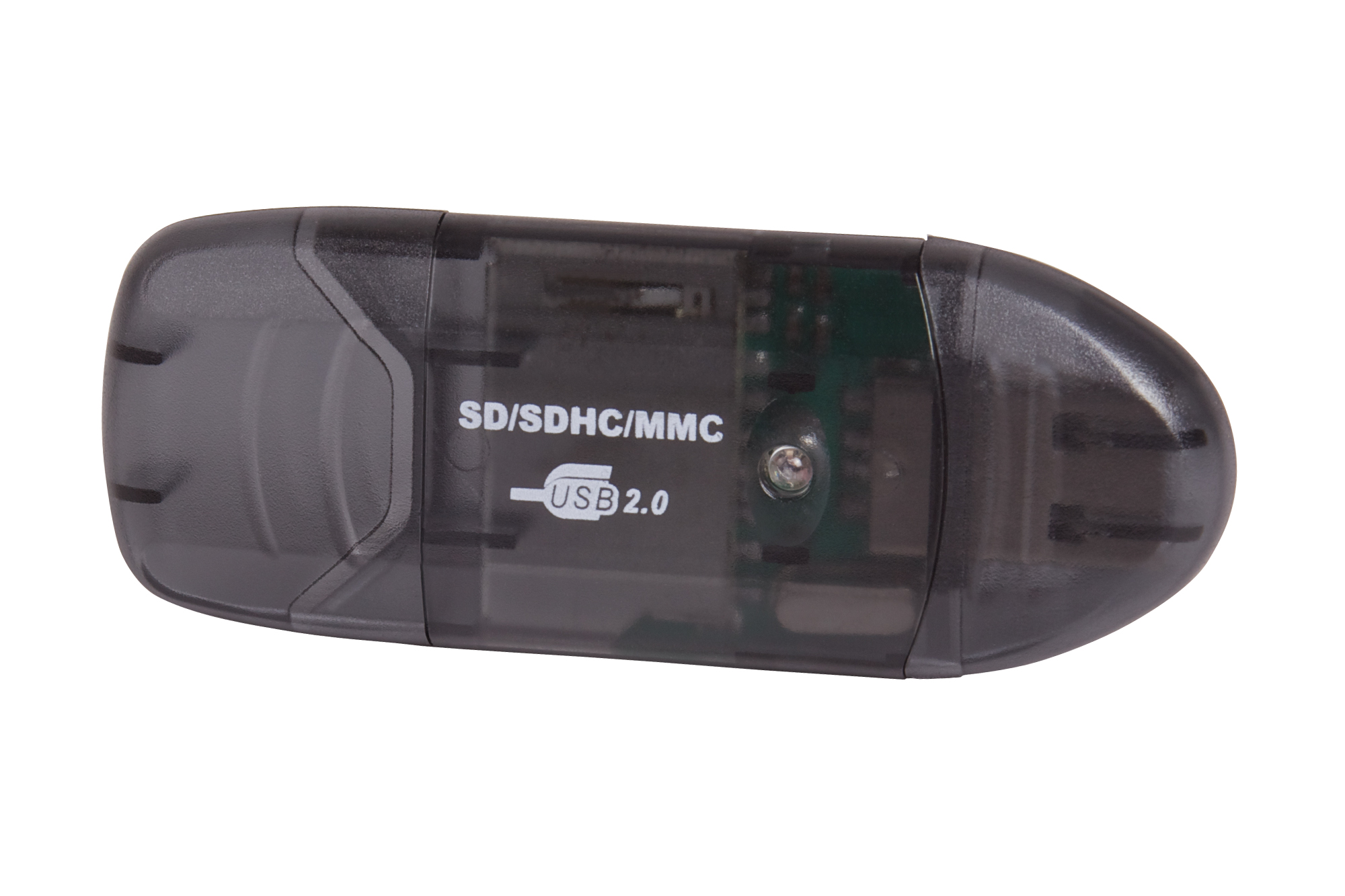 NEDIS Basic XL USB 2.0 SD Card Reader