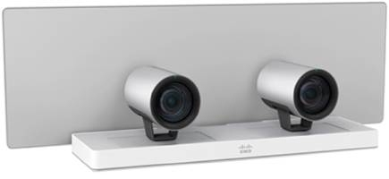 Cisco TelePresence SpeakerTrack 60 2 MP 1920 x 1080 pixels 60 fps Grey