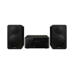 ONKYO CS-265DAB Home audio mini system Black