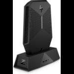 HP Z VR G2 2.6 GHz 8th gen Intel® Core™ i7 Black