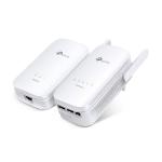 TP-LINK TL-WPA8630 1350 Mbit/s Ethernet LAN Wi-Fi White 2 pc(s)
