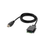 "Belkin F1DN1MOD-CC-H06 KVM cable Black 70.9"" (1.8 m)"