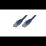 Microconnect Cat6 U/UTP 30m 30m Cat6 U/UTP (UTP) Blue networking cable