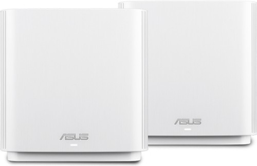 ASUS ZenWiFi AC (CT8) wireless router Tri-band (2.4 GHz / 5 GHz / 5 GHz) Gigabit Ethernet White